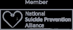 Member: National Suicide Prevention Alliance