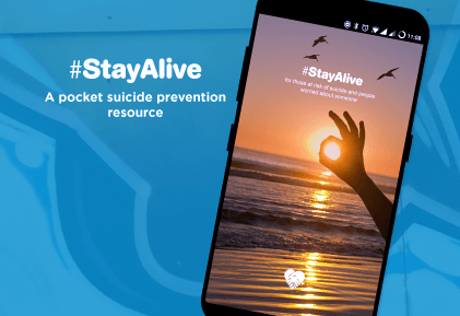 #StayAlive - a pocket suicide prevention resource