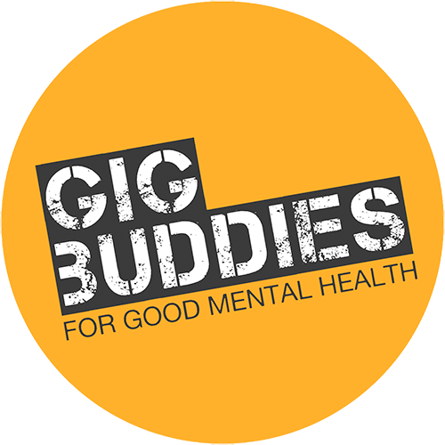 Gig Buddies - for good mental health